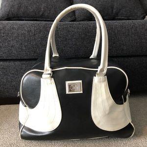Lululemon Vintage Leather Gym Bag